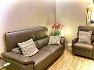 舒適的休息室